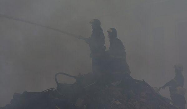 firemen - Sputnik International