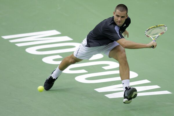 Youzhny, the No. 3 seed in the men's draw, will hope to go one better than in Tokyo two weeks ago - Sputnik International