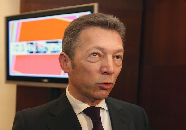Arkady Gaidamak - Sputnik International