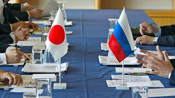 Russia, Japan not to link peace treaty signing to other issues  - Sputnik International