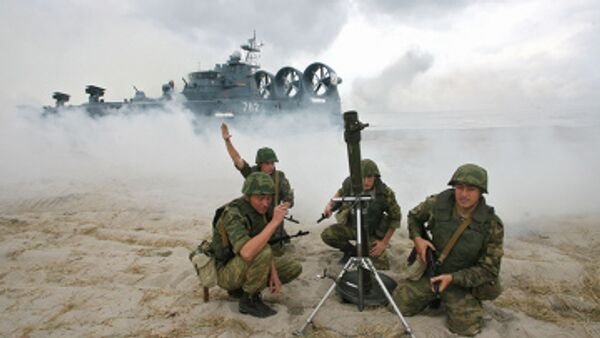 Russian tactical missile self-destructs during live-fire drills - Sputnik International
