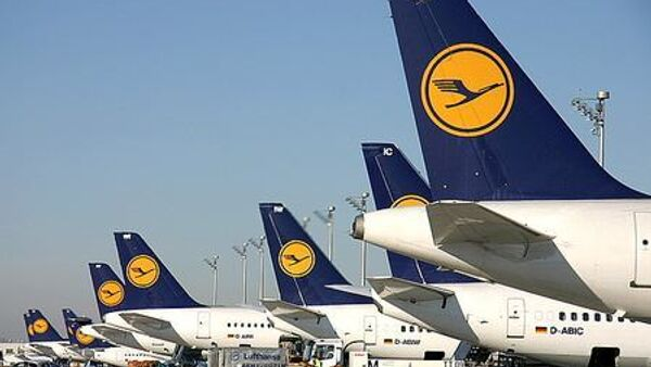 Lufthansa - Sputnik International
