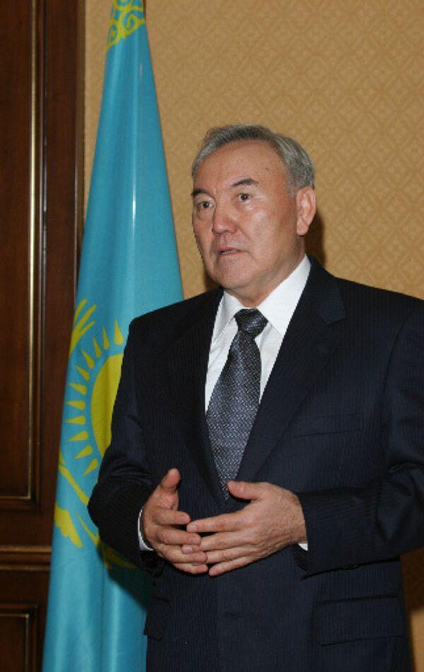 On November 1-3, the Kazakh president will pay a working visit to the UAE - Sputnik International