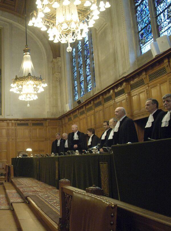 Hague court  - Sputnik International
