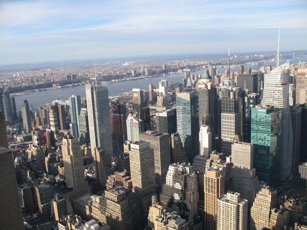 City of New York  - Sputnik International