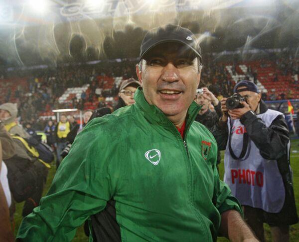 Rubin's success boost for Russian football - Berdyev - Sputnik International