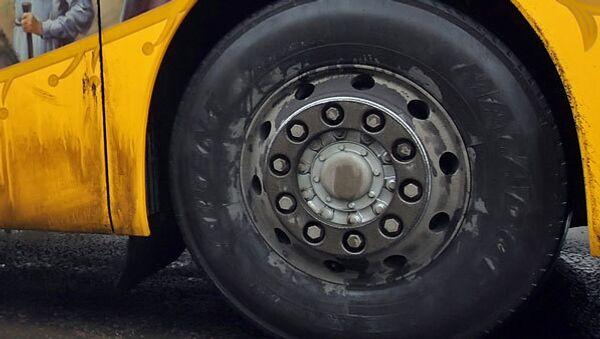 Coach wheel - Sputnik International
