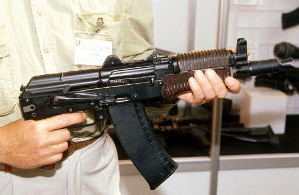 Siberia man buys Kalashnikovs as firewood     - Sputnik International