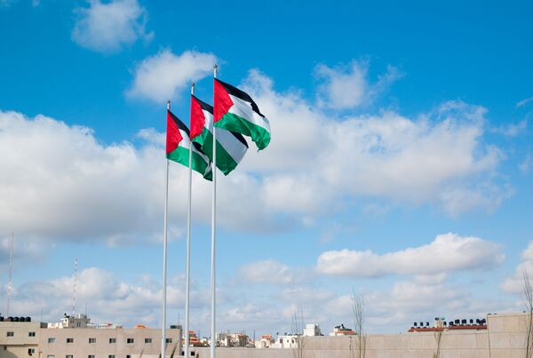 Palestinian election commission recommends vote delay - Sputnik International