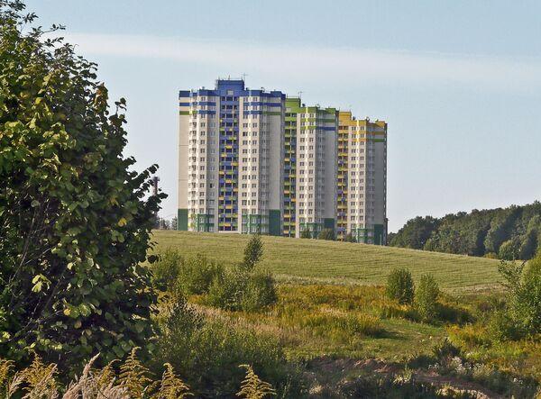 New houses, schools and streetcars: Nizhny Novgorod's answer to the financial crisis - Sputnik International