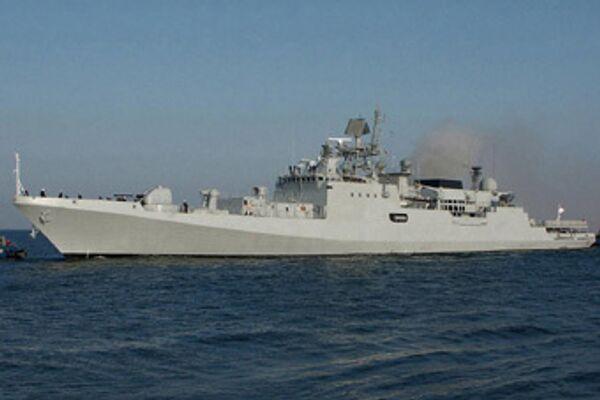 Russia to float out first frigate for Indian Navy Nov. 27 - Sputnik International