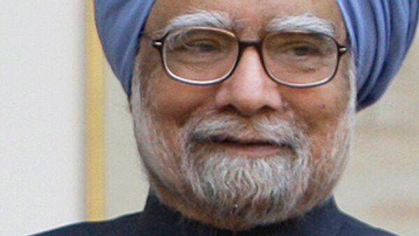 Manmohan Singh - Sputnik International