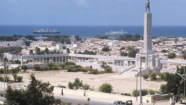 The capital of Somalia Mogadishu - Sputnik International