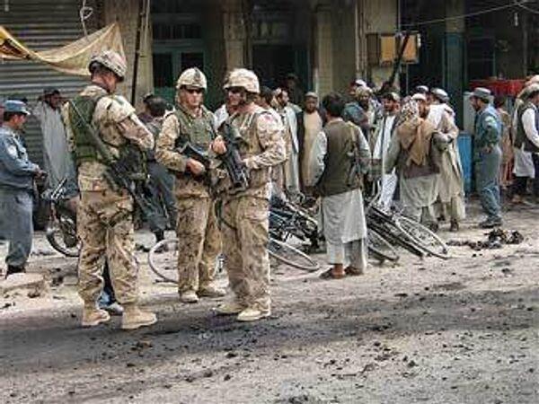 Al-Qaeda says it carried out attack on U.S. base in Afghanistan - Sputnik International