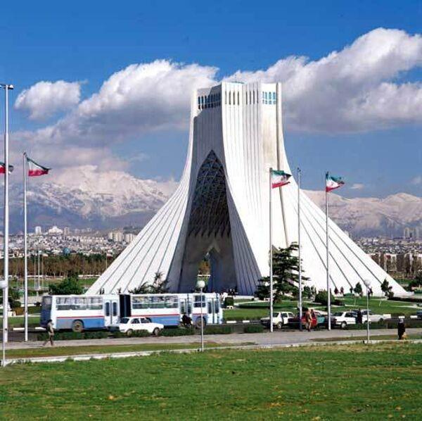 Tehran, Iran's capital - Sputnik International