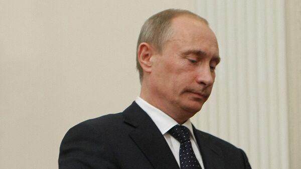 Putin blames Georgia for plunging ties with Russia  - Sputnik International