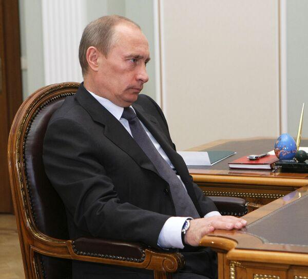 Putin - Sputnik International