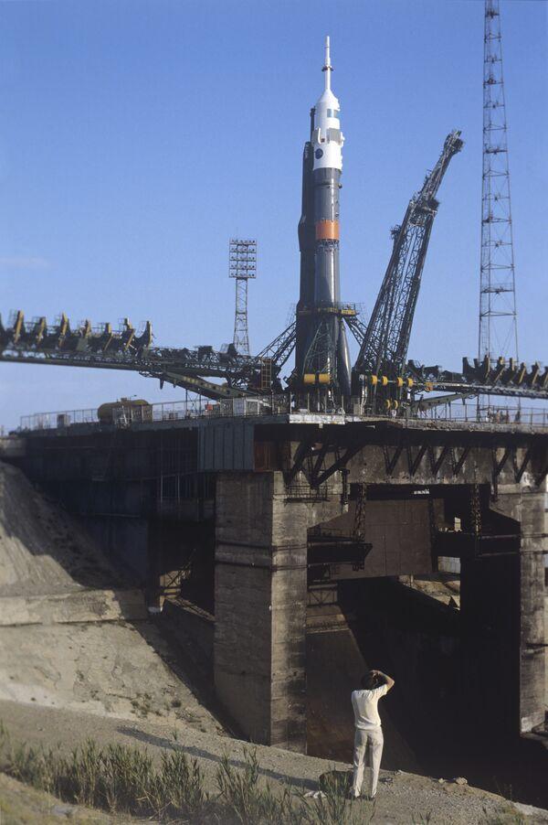 Soyuz TM space ship - Sputnik International