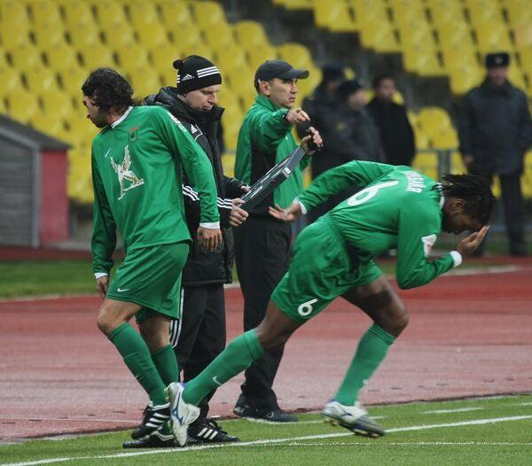 Rubin's stability trumps season of change for Moscow clubs, Zenit  - Sputnik International