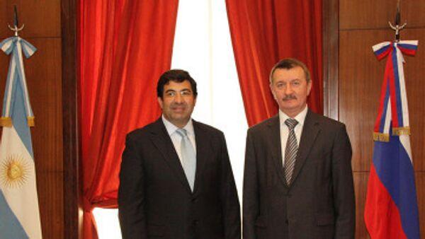 Russia, Argentina sign customs information swap memorandum - Sputnik International