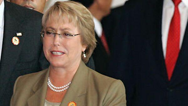 Michelle Bachelet - Sputnik International