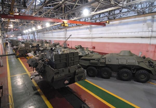 Russian Army to Get Boomerangs in 2013 - Sputnik International