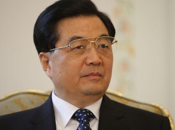 Chinese leader Hu Jintao - Sputnik International