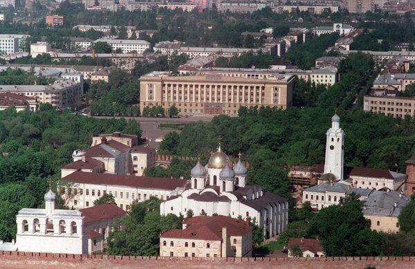 Veliky Novgorod  - Sputnik International