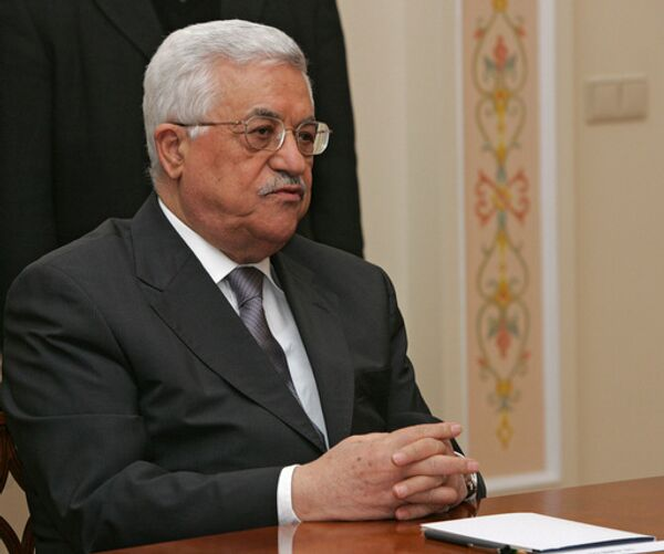 Palestinian President Mahmud Abbas - Sputnik International