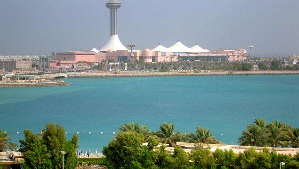 Abu Dhabi, UAE - Sputnik International