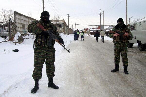Special operation in Chechnya - Sputnik International