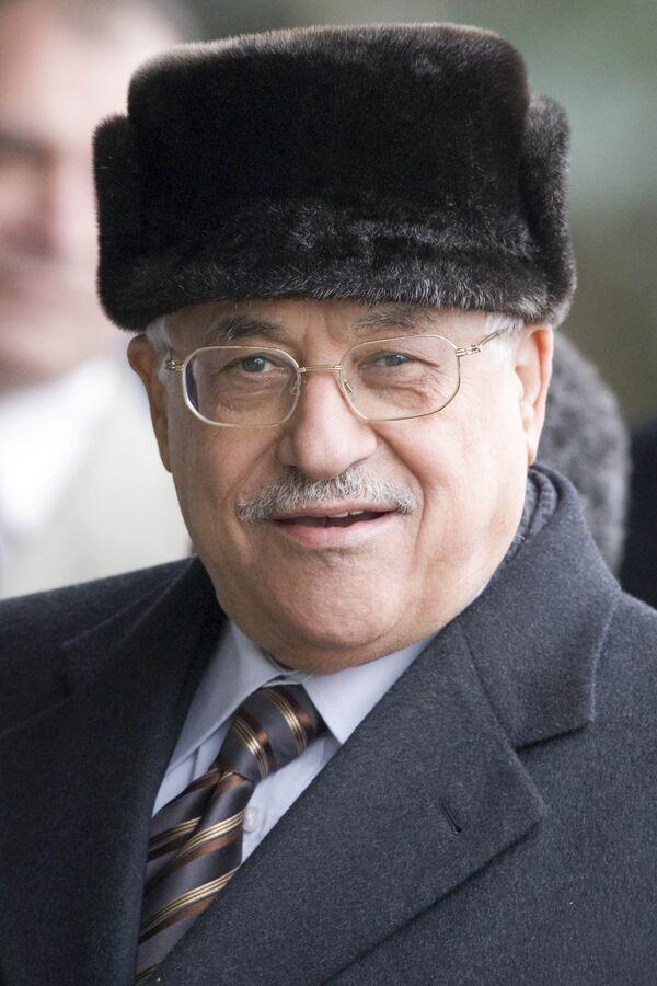 Palestinian President Mahmoud Abbas - Sputnik International