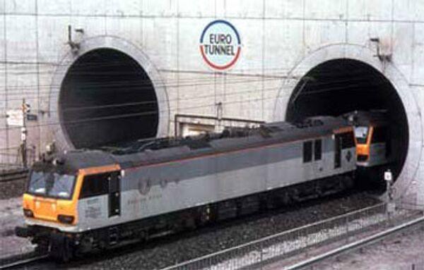 Eurostar passenger train services suspended over freezing weather - Sputnik International