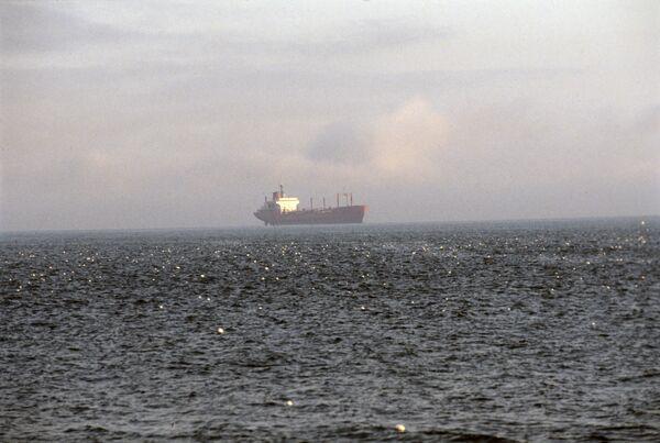 Cargo vessel - Sputnik International