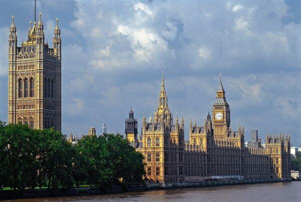View of London - Sputnik International