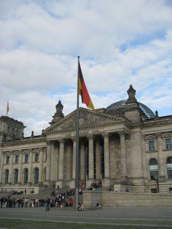 German Govt. Spokeswoman Denies Merkel Referendum Statement - Sputnik International