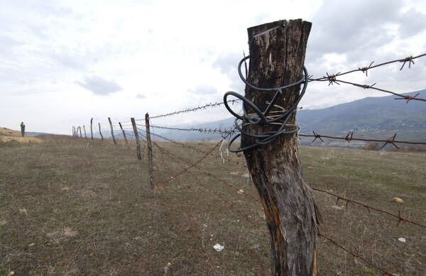 Russia Urges Georgia to Scrap Occupied Territories Law - Sputnik International