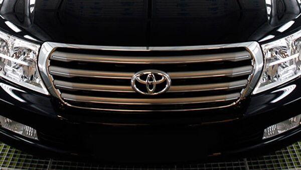 Toyota - Sputnik International