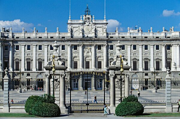 Spain takes over EU presidency - Sputnik International