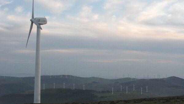 North Sea countries developing renewable energy network - Sputnik International
