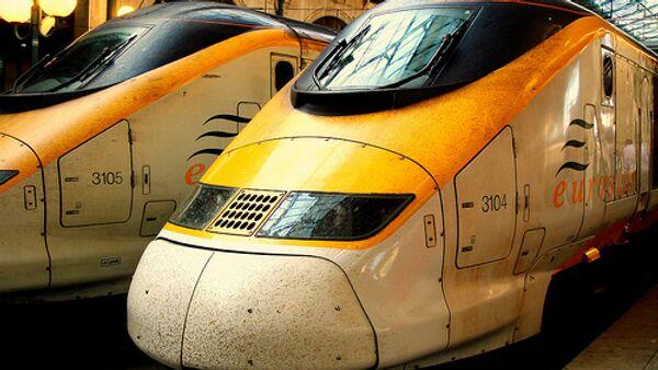 Eurostar  - Sputnik International