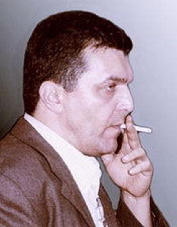 David Sarkisyan - Sputnik International