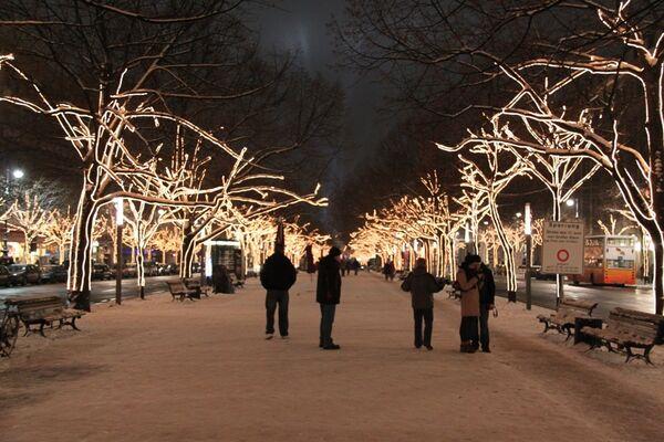 Vilnius faces winter nights without streetlights over unpaid debt - Sputnik International
