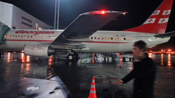 Georgian Airways to make direct flight to Moscow - Sputnik International