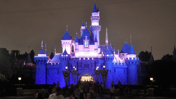 Disneyland in California - Sputnik International