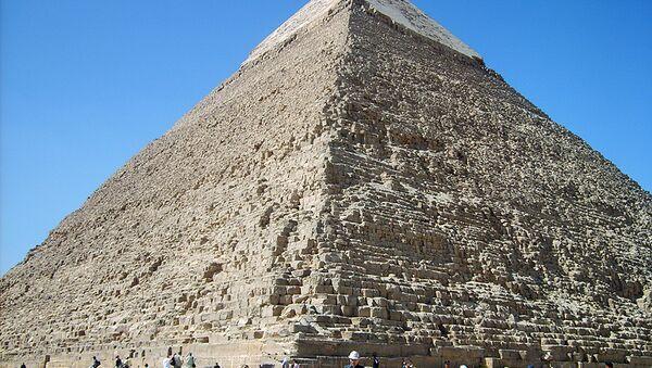 Египетская пирамида - Sputnik International