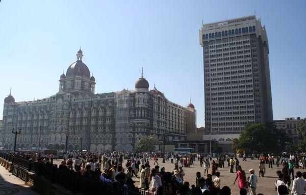 Mumbai hotel attacked by militants reopens - Sputnik International
