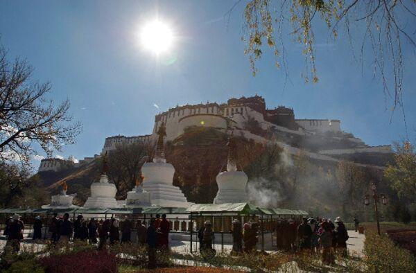 Lhasa - Sputnik International
