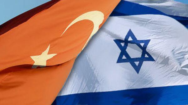 Israel humiliates Turkey's ambassador with public dressing down  - Sputnik International