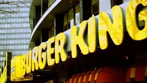 Burger King - Sputnik International